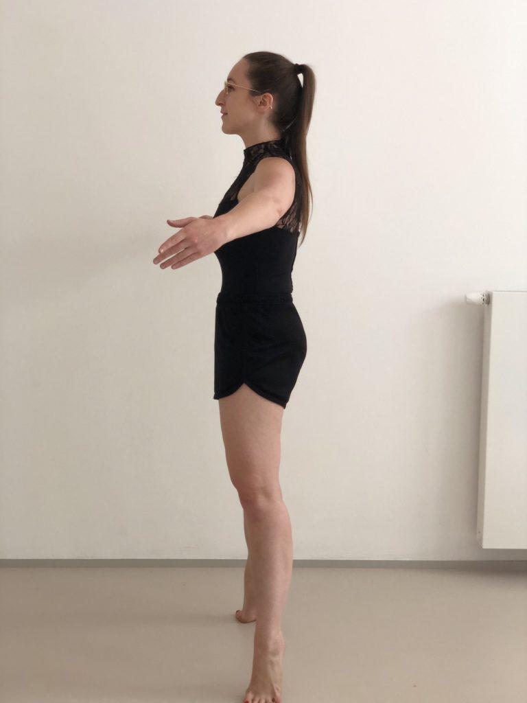posterior pelvic tilt