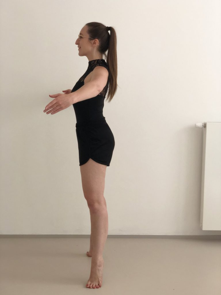 Read more about the article Posterior pelvic tilt in dancers